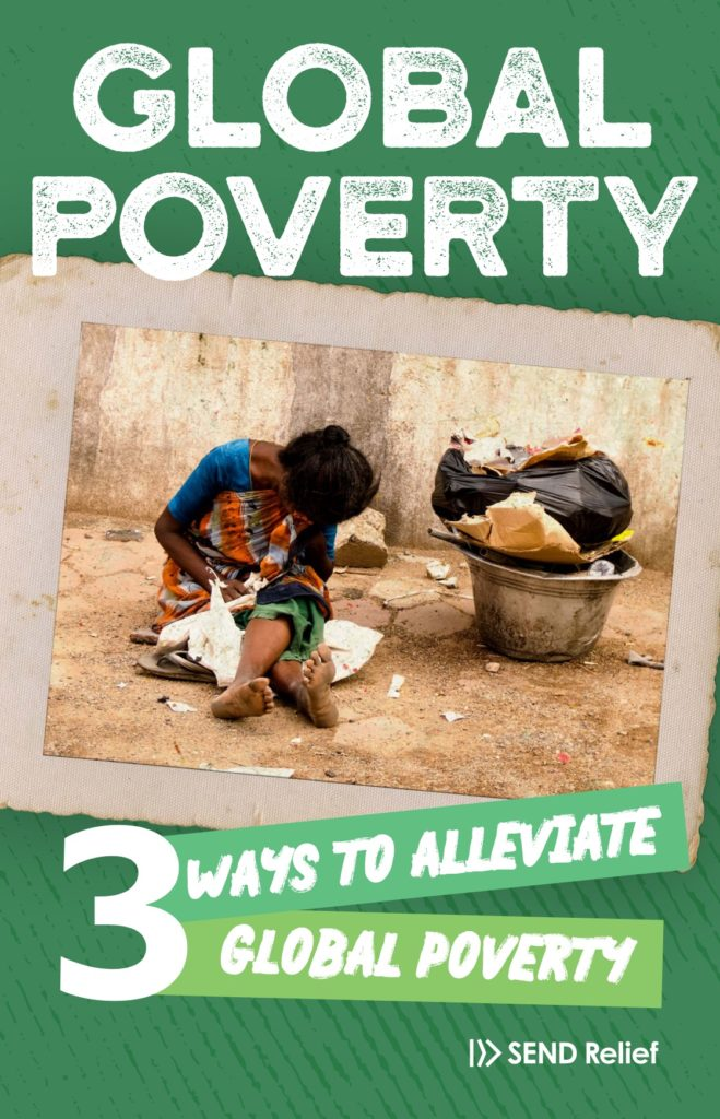 Three Ways to Alleviate Global Poverty