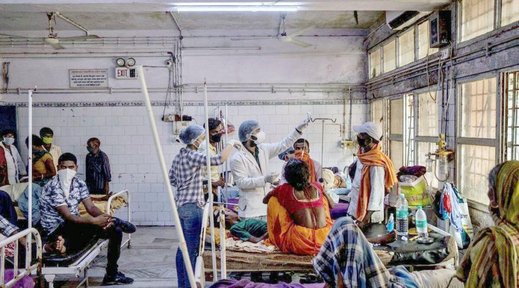 COVID-19 Response in India